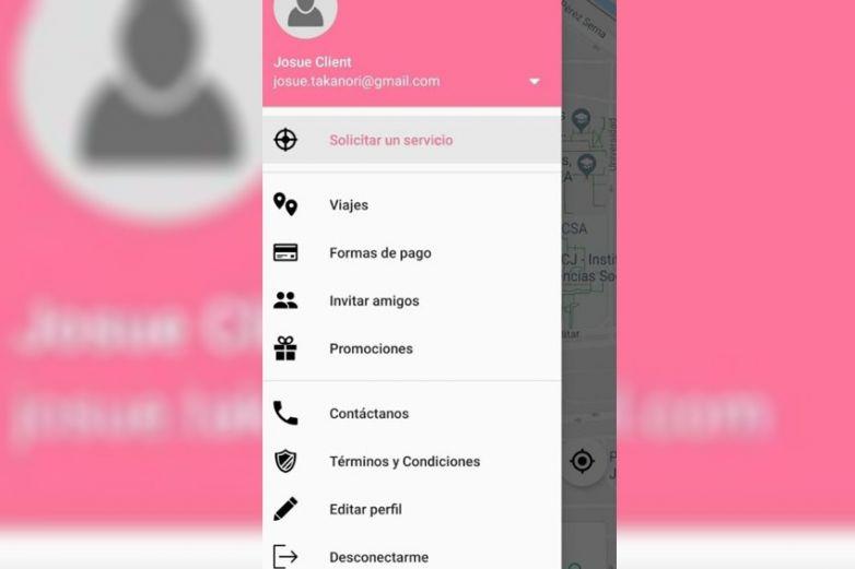 Crean app de transporte exclusiva para mujeres