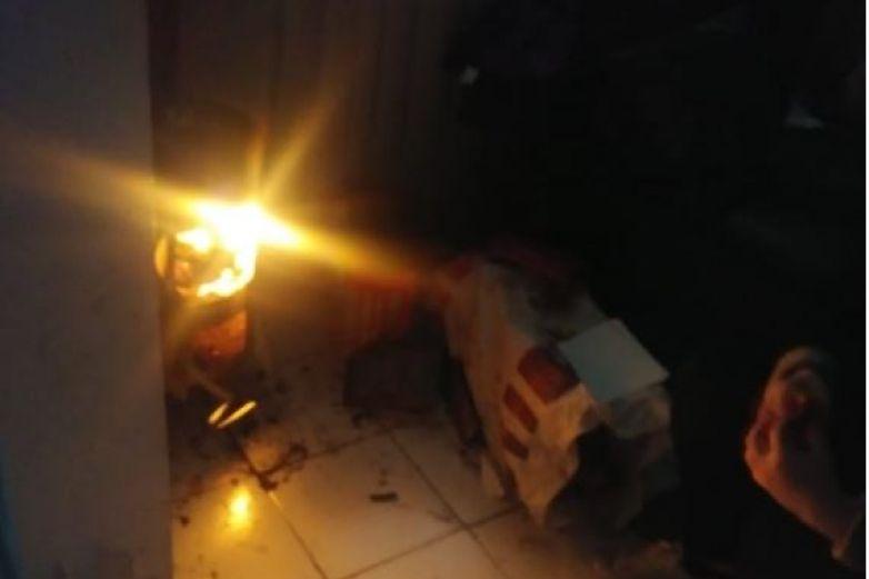 Cumplen 4 días sin electricidad en la Constituyentes