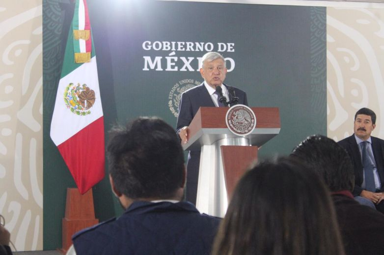 La gente está gobernando México: AMLO