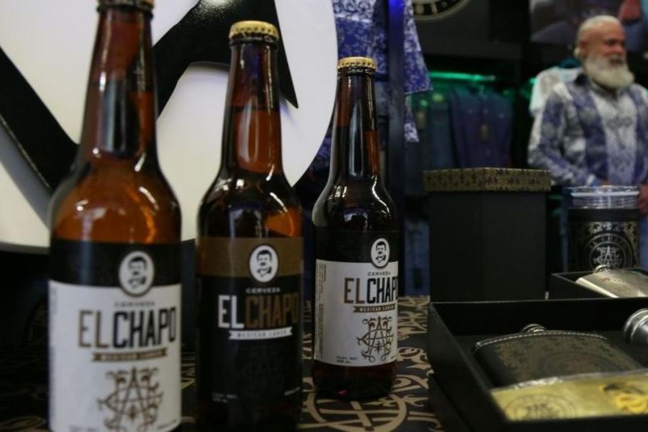 Crean cerveza en honor a 'El Chapo'