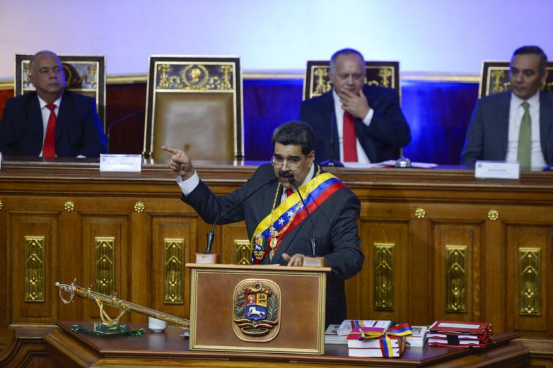 Ofrece EU recompensa de 5 mdd por venezolano cercano a Maduro