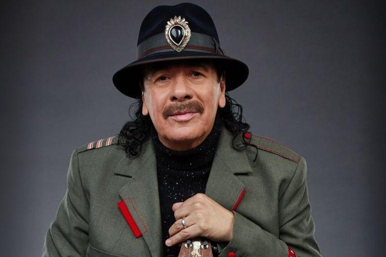 Carlos Santana lanzará al mercado su propia línea de productos de marihuana