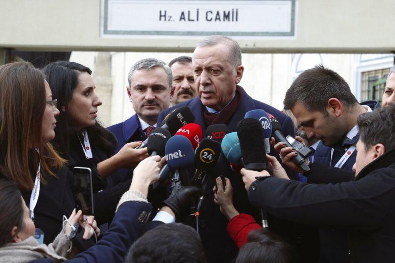 La UE debe respaldar al gobierno libio en Trípoli:Erdogan