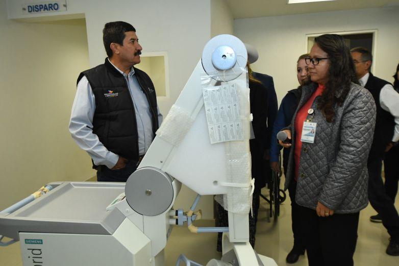 Invierten más de 17 mdp en Centro de Salud de Basaseachi