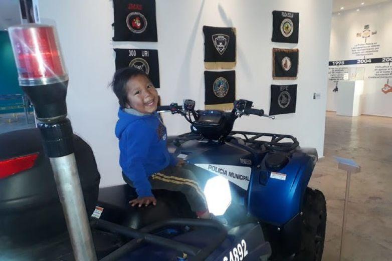 Invitana visitar Museo del Policía