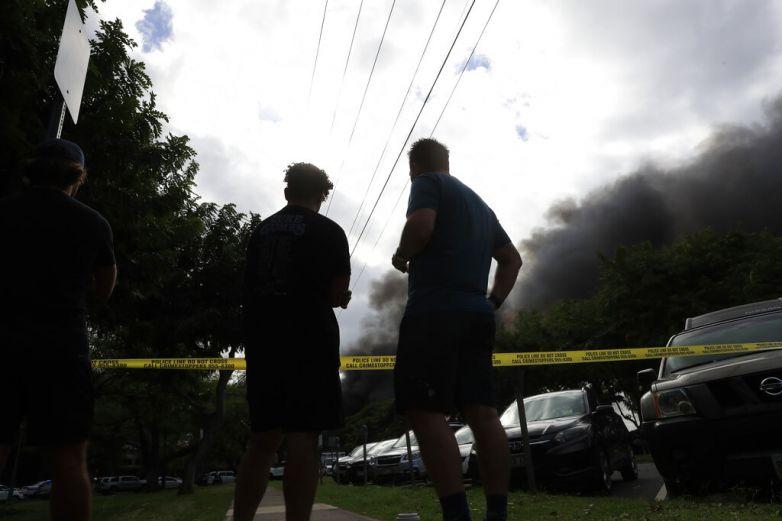 Tiroteo en Hawái deja dos policías muertos