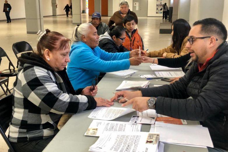 Apoyará Estado con 4 mil pesos a jefas de familia