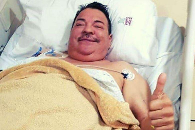 Julio Preciado vivirá con tres riñones