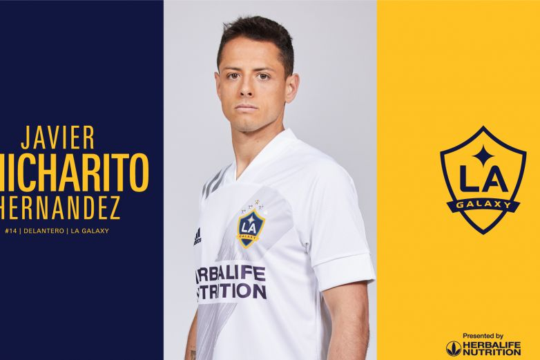 Es oficial, 'Chicharito' ya es del LA Galaxy