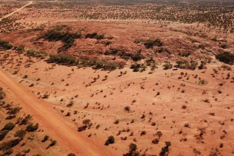 El cráter de meteorito más antiguo de la Tierra revela cambio climático