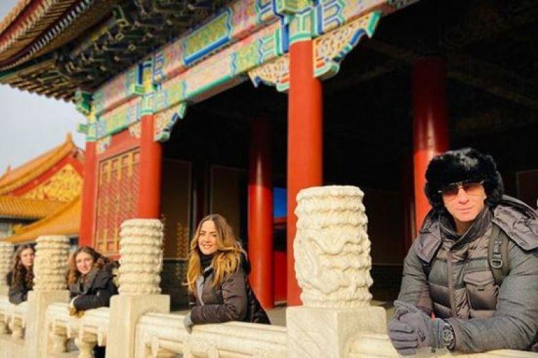 Andrea Legarreta estuvo en China cuando surgió brote de Coronavirus