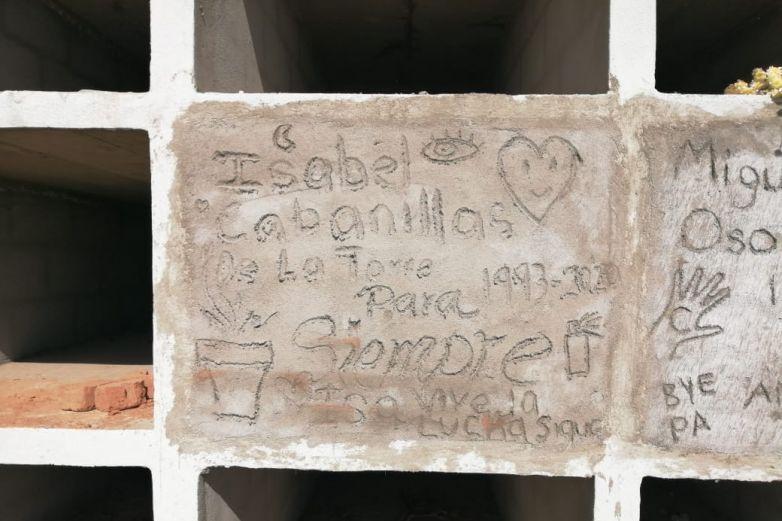 Dos casquillos, clave del asesinato de Isabel Cabanillas