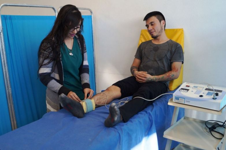 Ofrece UTCJ su centro de fisioterapia para lesiones