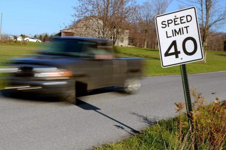 La velocidad: principal factor de muerte en calles de El Paso
