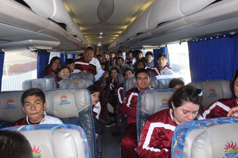 Sale delegación de Judo con rumbo a Chihuahua para clasificatorio