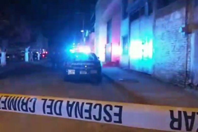 Acribillan a 7 personas en puesto de tacos en Celaya