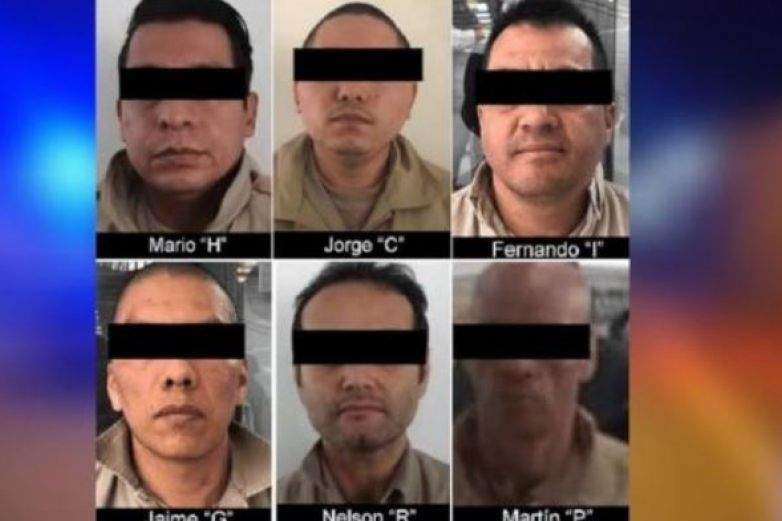 Extraditan a EU al 'Popeye', sicario de Los Aztecas