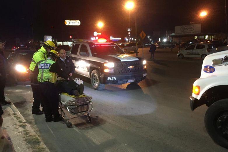 Arrollan a hombre de 79 años en avenida De los Aztecas