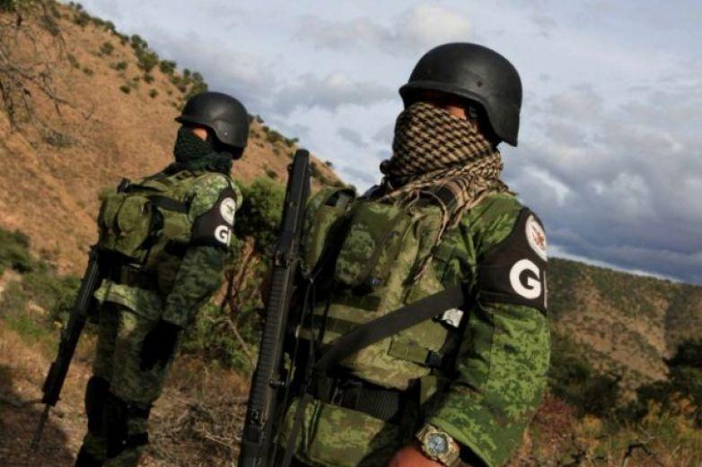 Emboscan a GN en Unión de Tula