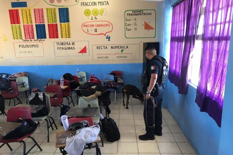 Se suman 14 secundarias a 'Operativo Mochila'en febrero
