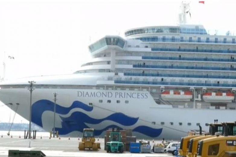 Evacuan a 400 estadunidenses de crucero con casos de coronavirus