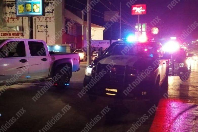Asesinan a hombre en bulevar Óscar Flores