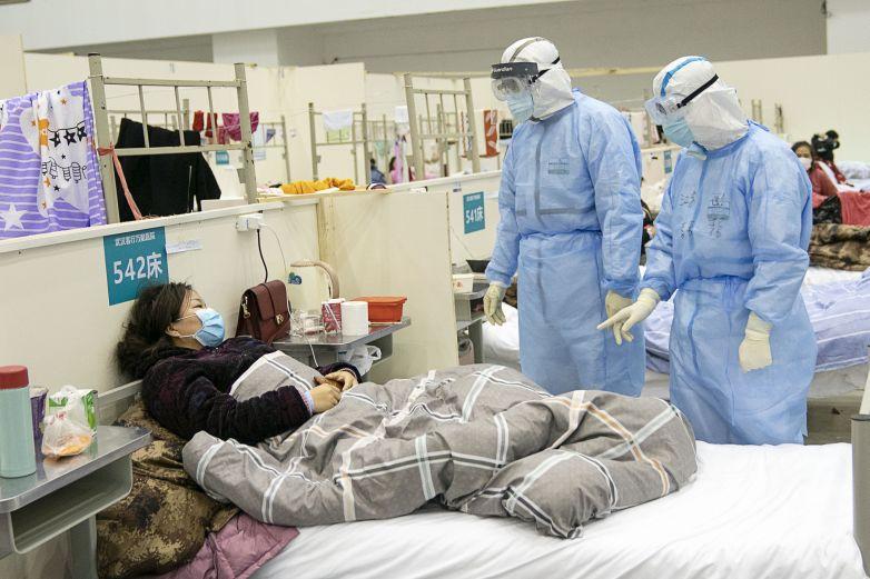 Sube a mil 770 cifra de muertos por coronavirus en China