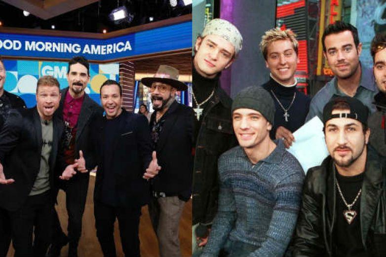 Backstreet Boys podría hacer gira mundial con NSYNC