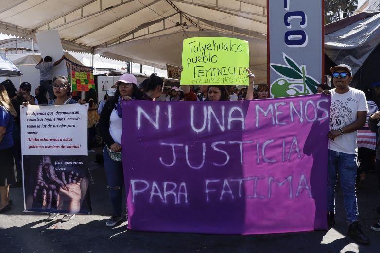 Interrogan a cinco por caso Fátima