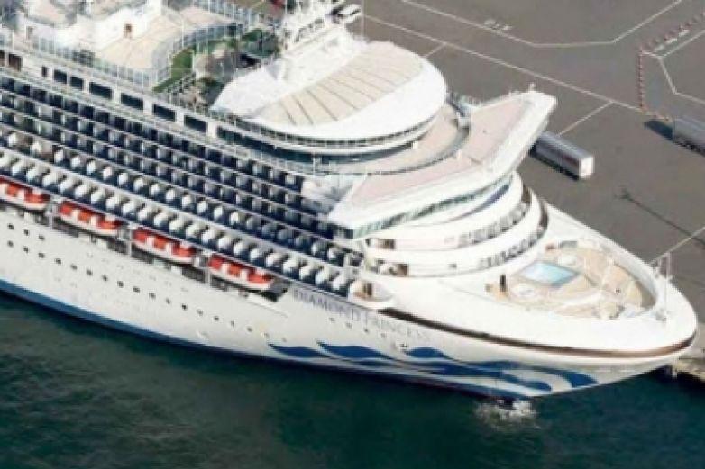 Positivo a coronavirus 14 estadounidenses evacuados de crucero