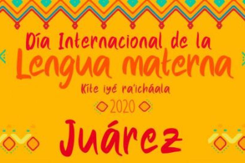 Realizan actividades por el 'Día Internacional de la Lengua Materna'