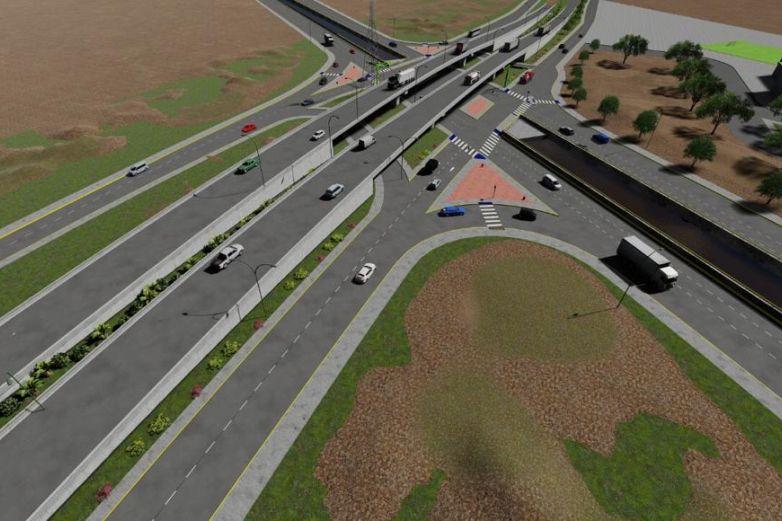 Arrancan obras de puentes elevados en Las Torres y Teófilo