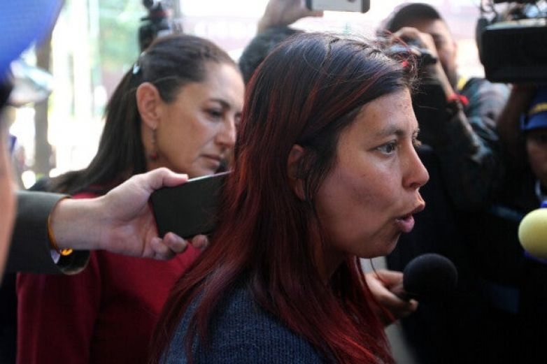 Madre de Fátima señala a presunto asesino de su hija