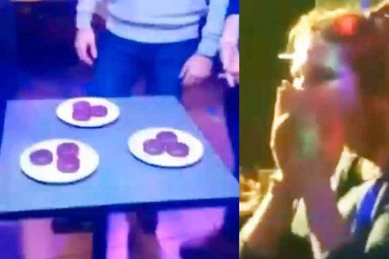 Joven con grave enfermedad muere tras ahogarse con pastel en bar