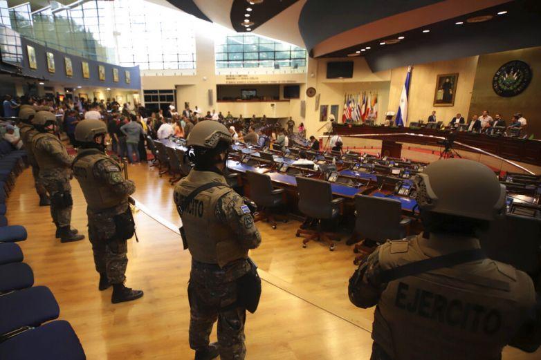 ¿Crisis en El Salvador afectaría el combate a la violencia?