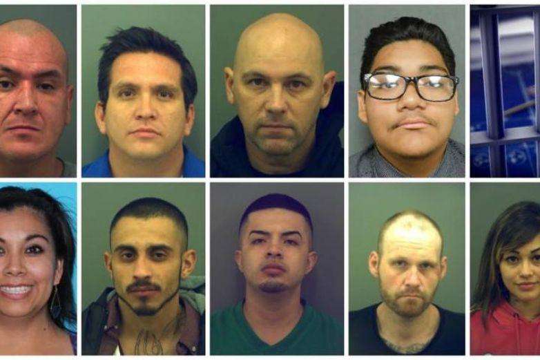 Emiten lista de los más buscados en El Paso