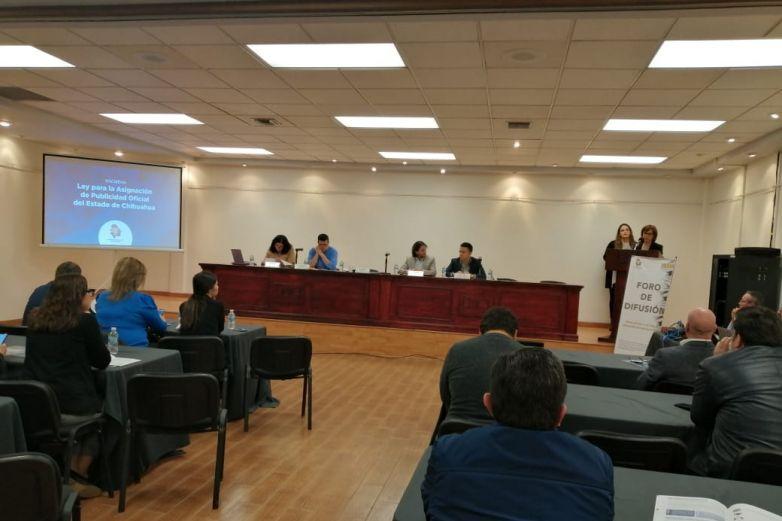 Analizan periodistas ley para Asignación de Publicidad Oficial