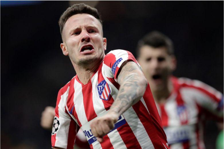 El Atlético somete a Liverpool