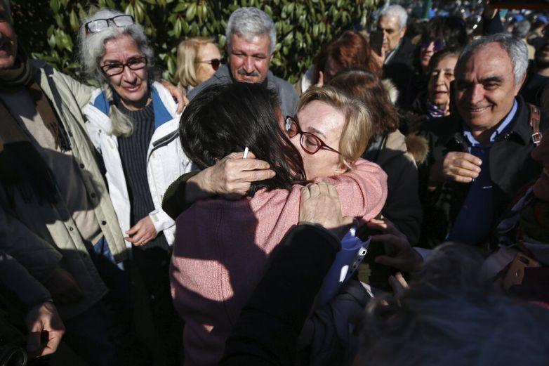 Ordena Turquía volver a encarcelar a prominente filántropo