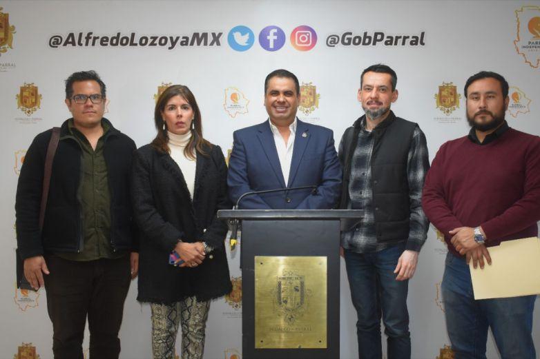 Llevan a Parral el evento 'Hablemos del Camino Real de Tierra Adentro'