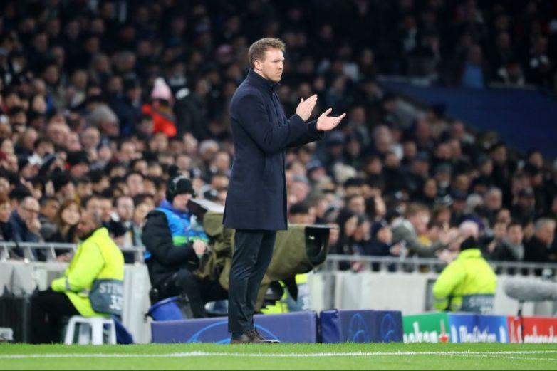 RB Leipzig pega primero ante Tottenham en Champions League