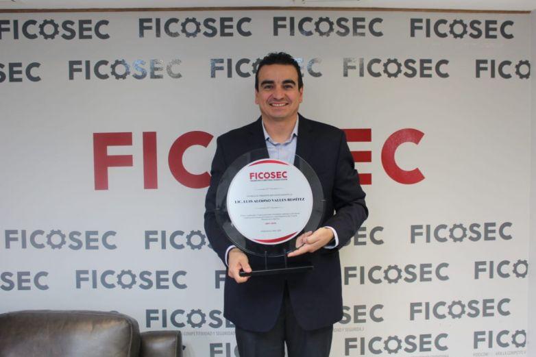 Elige Ficosec a nuevo presidente de Comité Técnico