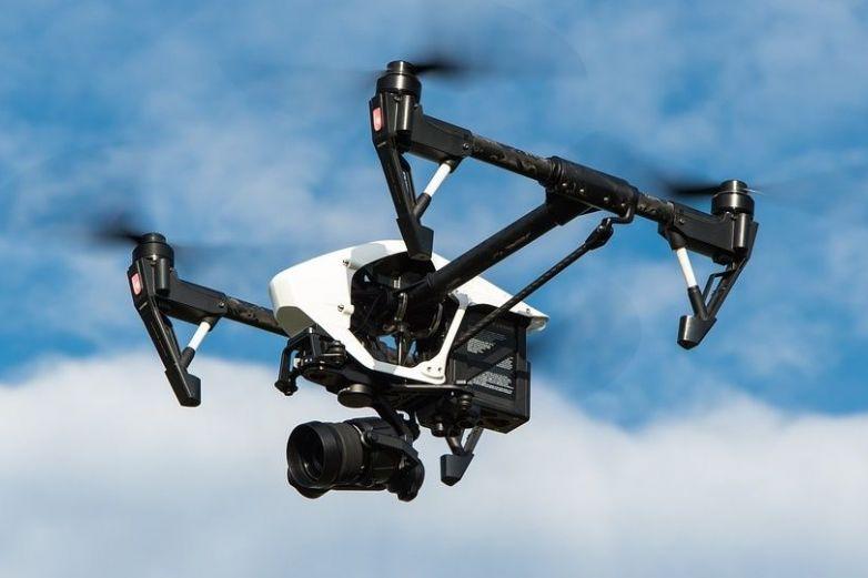 Encuentran con dron a anciano ciego perdido en bosque