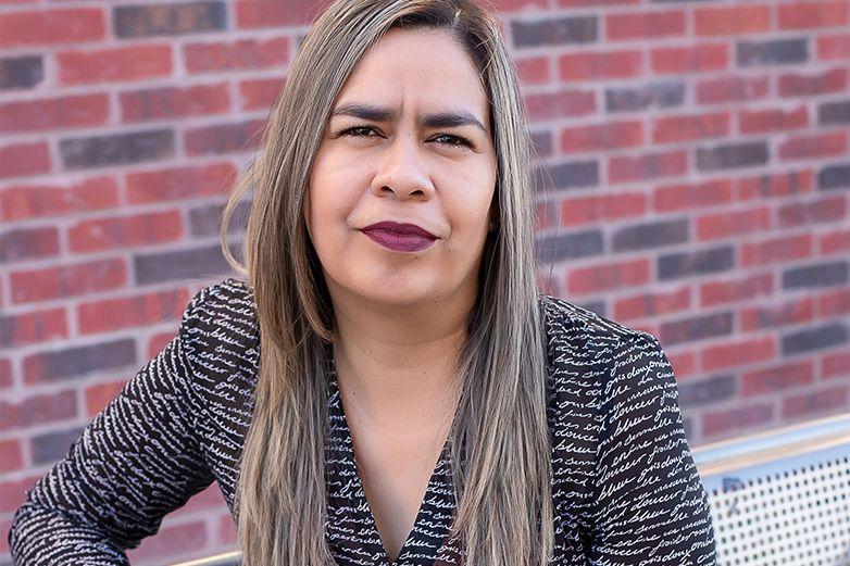 Patricia Aragón: trabajar contra la violencia de género