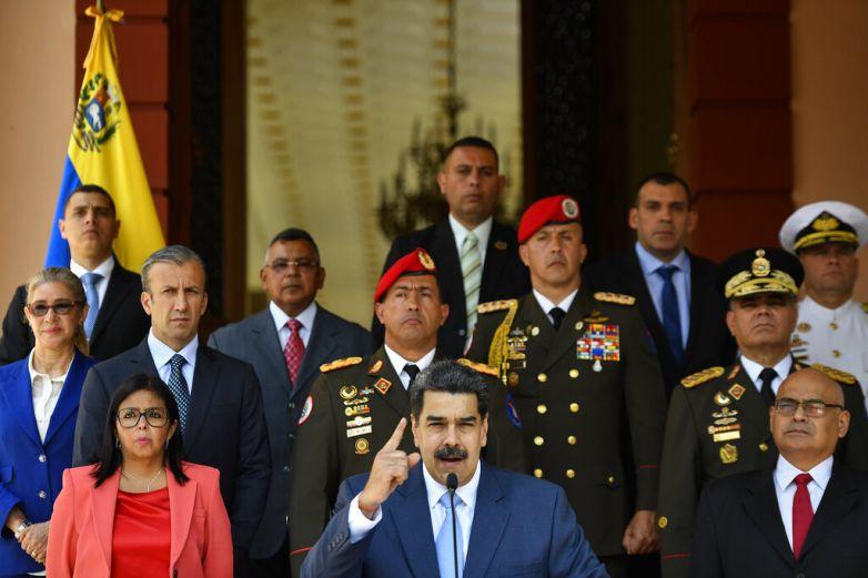 EU ofrece recompensa por exfuncionarios venezolanos