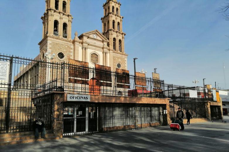 Iglesia católica se alista para reabrir sus templos