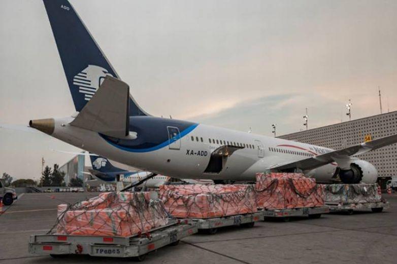 Seguirá Aeroméxico operaciones reducidas por Covid-19