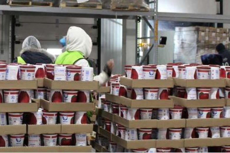 Mantienen cadenas de frío actividades para el suministro de alimentos