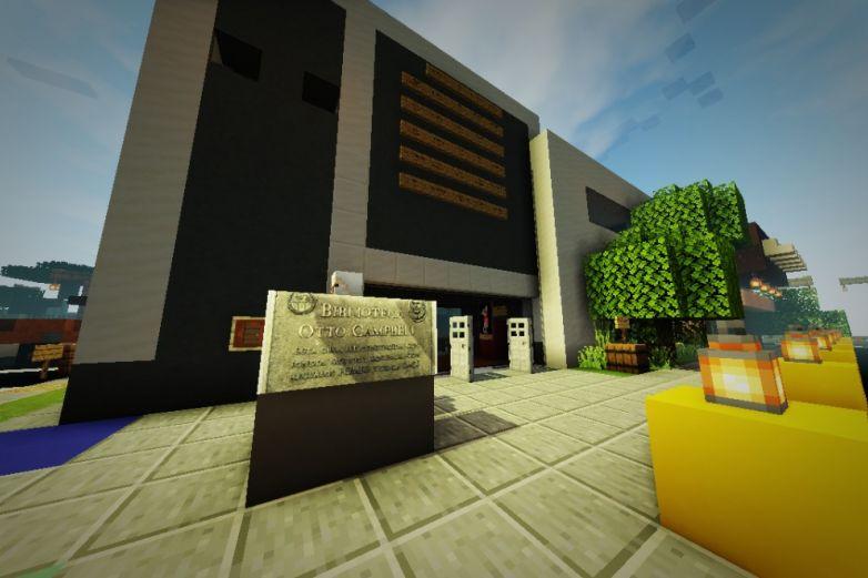 Llega UACJ a Minecraft