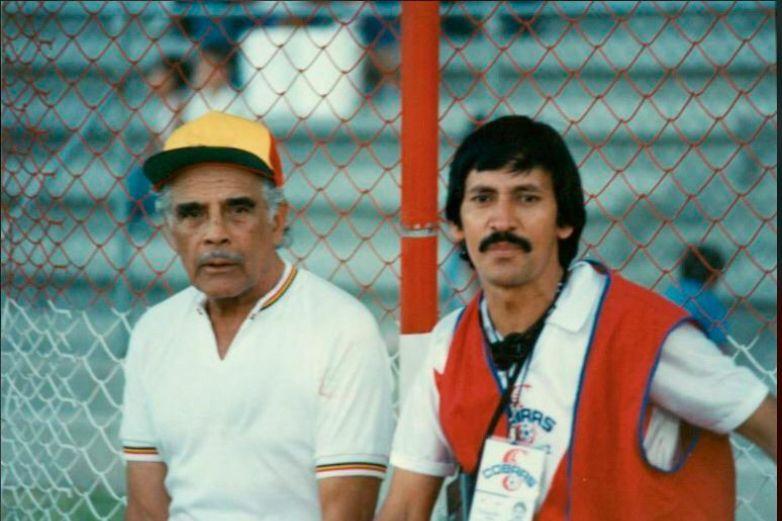 'Don Nacho' Trelles es parte de la historia del futbol en Ciudad Juárez